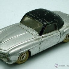 Coches a escala: MERCEDES 190 SL DINKY TOYS MECCANO 1/43 MADE IN FRANCE REPINTADO. Lote 43074001