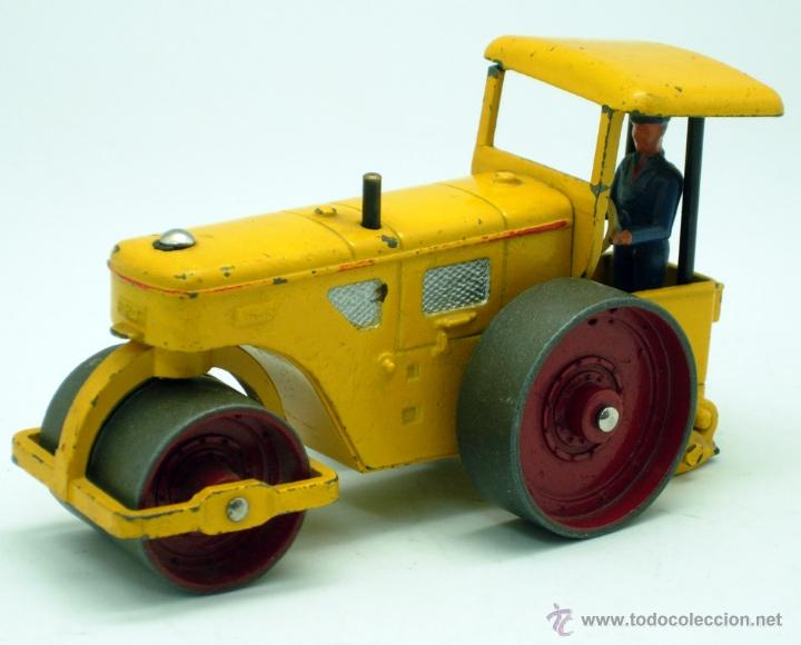 APISONADORA ROULEAU RICHIER DINKY TOYS MECCANO 1/43 MADE IN FRANCE (Juguetes - Coches a Escala 1:43 Dinky Toys)