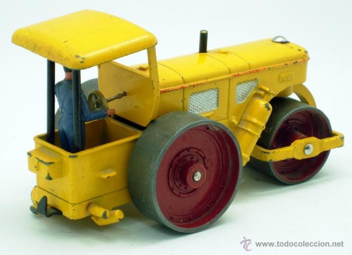 Coches a escala: Apisonadora Rouleau Richier Dinky Toys Meccano 1/43 Made in France - Foto 2 - 43075144