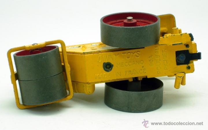 Coches a escala: Apisonadora Rouleau Richier Dinky Toys Meccano 1/43 Made in France - Foto 3 - 43075144