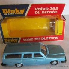 Coches a escala: DINKY DIE CAST TOYS, VOLVO 265 DL ESTATE, EN CAJA. ( GA-33 ) CC. Lote 43230045