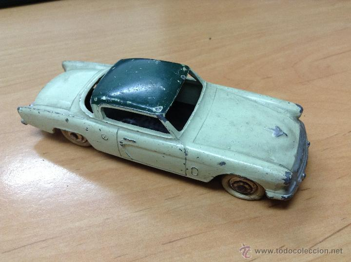 COCHE STUDEBAKER COMMANDER DINKY TOYS (Juguetes - Coches a Escala 1:43 Dinky Toys)