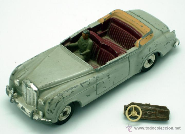 BENTLEY S2 DINKY TOYS MECCANO 1/43 MADE IN FRANCE (Juguetes - Coches a Escala 1:43 Dinky Toys)