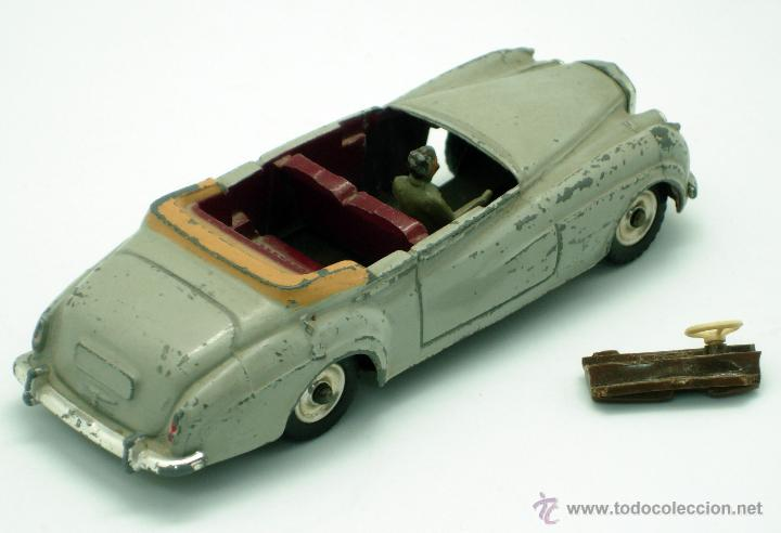Coches a escala: Bentley S2 Dinky Toys Meccano 1/43 Made in France - Foto 2 - 43401638