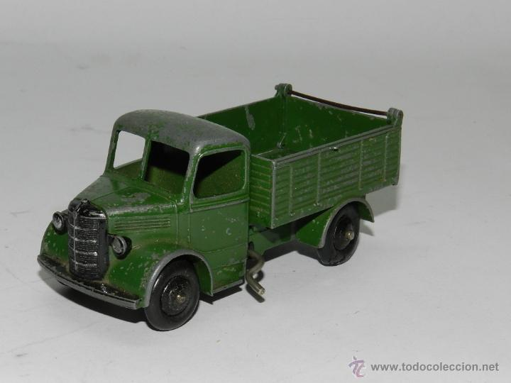 CAMION DINKY TOYS, BEDFORD MILITARY TRUCK US ISSUE ONLY DIECAST METAL MODEL CAR, 100 % ORIGINAL, MOD (Juguetes - Coches a Escala 1:43 Dinky Toys)