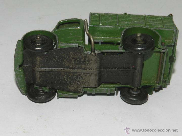 Coches a escala: CAMION DINKY TOYS, Bedford Military Truck US issue only Diecast Metal Model Car, 100 % ORIGINAL, MOD - Foto 3 - 44082945