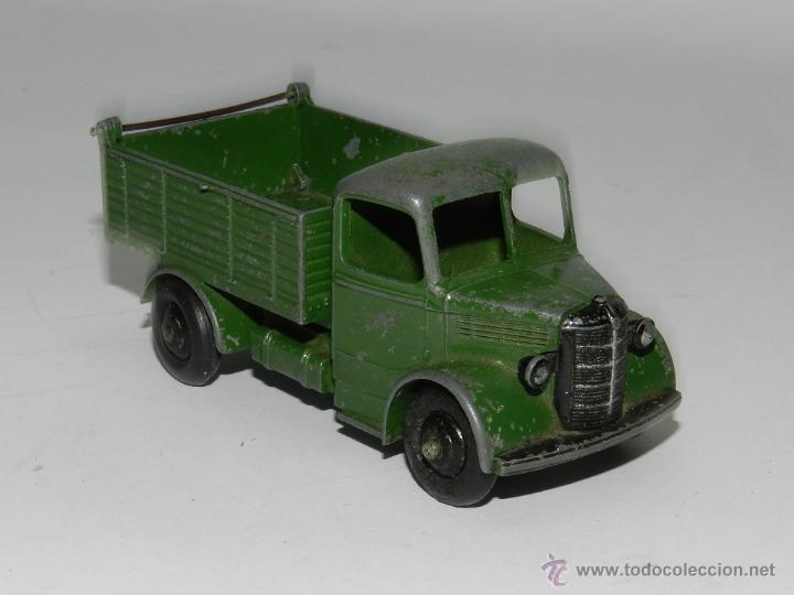 Coches a escala: CAMION DINKY TOYS, Bedford Military Truck US issue only Diecast Metal Model Car, 100 % ORIGINAL, MOD - Foto 4 - 44082945