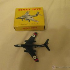 Coches a escala: FRENCH DINKY 60B 1957 AVION VAUTOUR BOMBER EN CAJA ORIGINAL. Lote 45041454