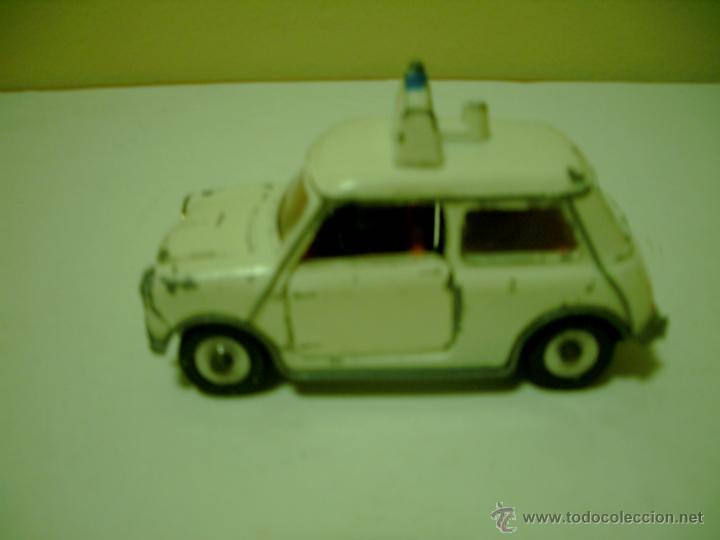 DINKY TOYS MINI POLICIA (Juguetes - Coches a Escala 1:43 Dinky Toys)