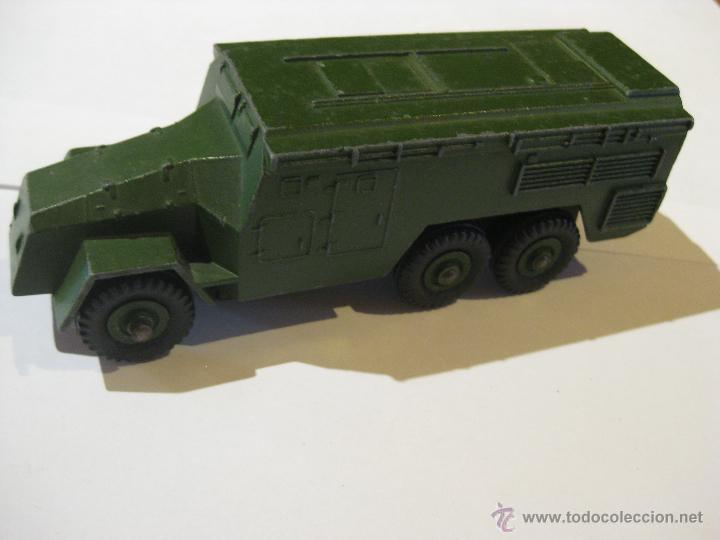 DINKY TOYS - ARMOURED COMMAND VEHICLE- REF.677 (Juguetes - Coches a Escala 1:43 Dinky Toys)