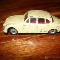Coches a escala: JAGUAR 3 - 4 LITRE DINKY TOYS MECCANO 1/43 MADE IN ENGLAND. Lote 46408956