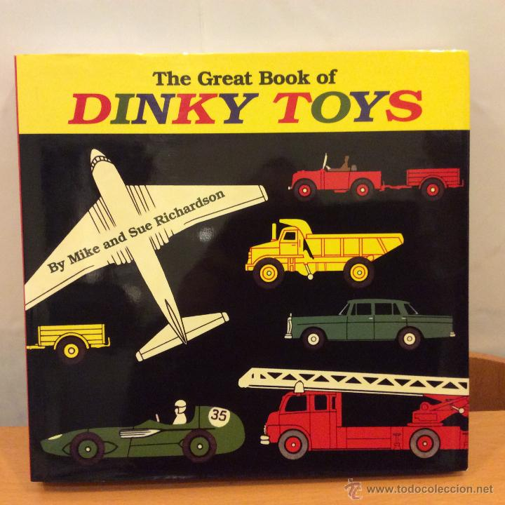 DINKY TOYS THE GREAT BOOK RICHARDSON AÑO 2000 RARISIMO (Juguetes - Coches a Escala 1:43 Dinky Toys)