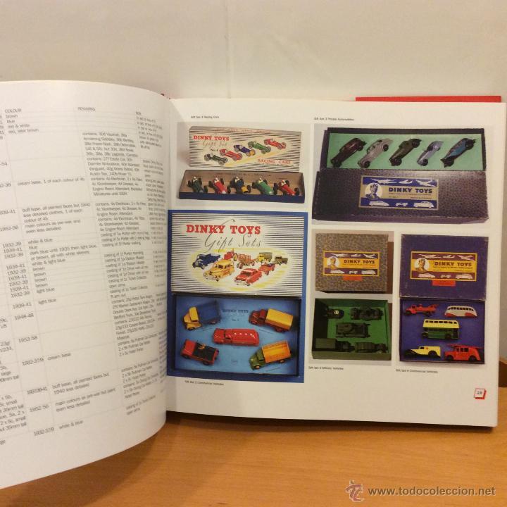 Coches a escala: DINKY TOYS THE GREAT BOOK RICHARDSON AÑO 2000 RARISIMO - Foto 2 - 46479654