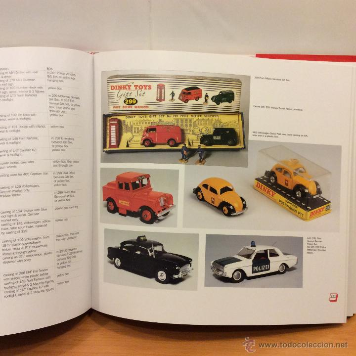 Coches a escala: DINKY TOYS THE GREAT BOOK RICHARDSON AÑO 2000 RARISIMO - Foto 3 - 46479654