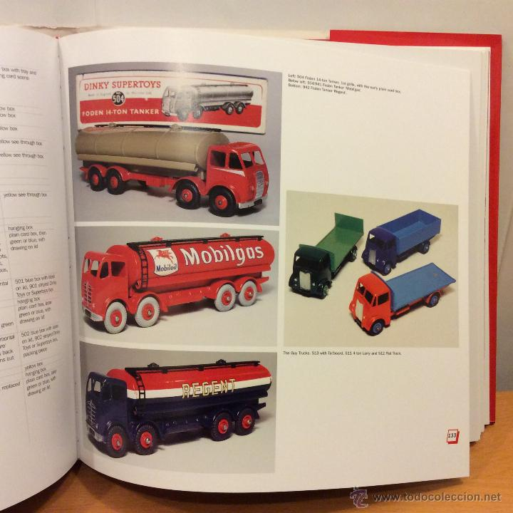 Coches a escala: DINKY TOYS THE GREAT BOOK RICHARDSON AÑO 2000 RARISIMO - Foto 4 - 46479654