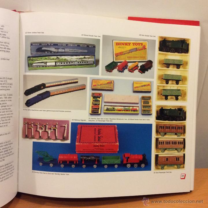 Coches a escala: DINKY TOYS THE GREAT BOOK RICHARDSON AÑO 2000 RARISIMO - Foto 5 - 46479654