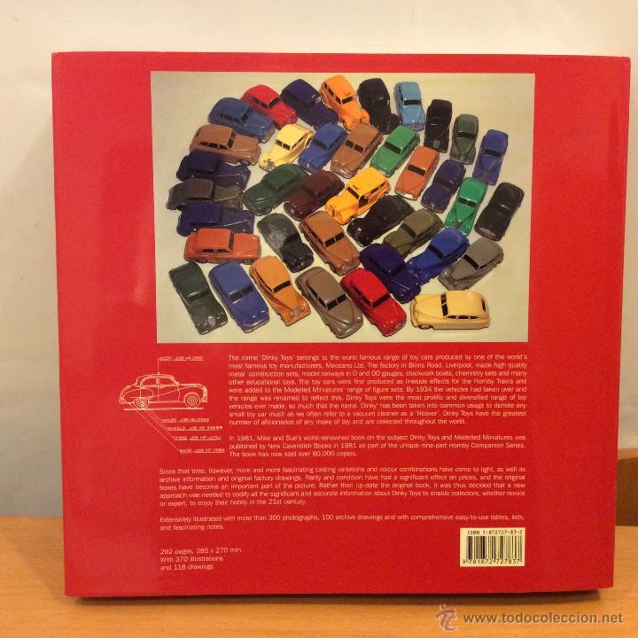 Coches a escala: DINKY TOYS THE GREAT BOOK RICHARDSON AÑO 2000 RARISIMO - Foto 6 - 46479654