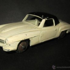 Coches a escala: MERCEDES 190 SL.DINKY TOYS .FRANCE .MECCANO.. Lote 46623961