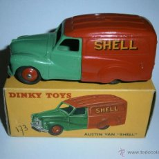 Coches a escala: DINKY TOYS, AUSTIN SHELL VAN, REF. 470. Lote 46879531