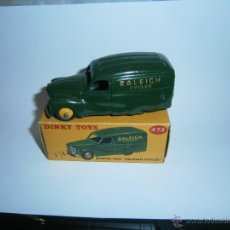 Coches a escala: DINKY TOYS , AUSTIN VAN RALEIGH CYCLES, REF. 472. Lote 46880216