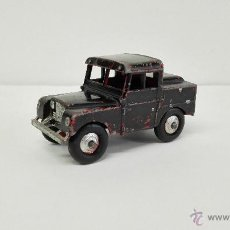 Model Cars - Land Rover Dinky Toys nº 255. color negro - 47206825