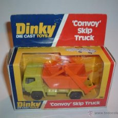 Coches a escala: DINKY TOYS , CONVOY SKIP TRUCK , REF. 380. Lote 50073134