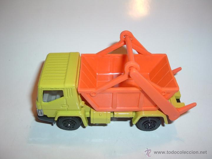 Coches a escala: DINKY TOYS , CONVOY SKIP TRUCK , REF. 380 - Foto 3 - 50073134