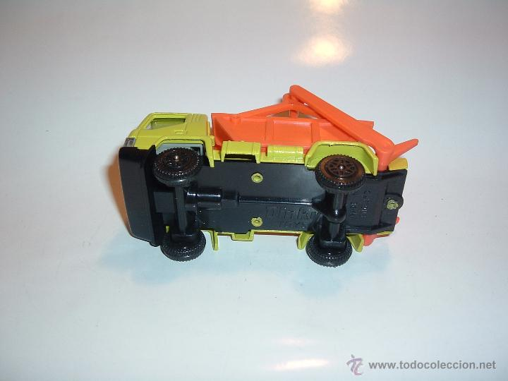 Coches a escala: DINKY TOYS , CONVOY SKIP TRUCK , REF. 380 - Foto 7 - 50073134