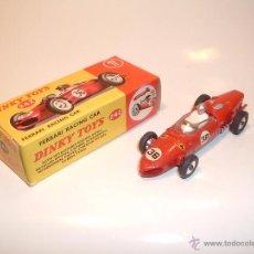 Coches a escala: DINKY TOYS , FERRARI RACING CAR , ORIGINAL, REF. 242. Lote 50272183