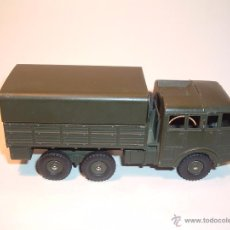 Coches a escala: DINKY TOYS , BERLIET ARMY TRUCK , REF. 80D . . Lote 50272962