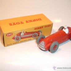 Coches a escala: DINKY TOYS , ALFA ROMEO RACING CAR, REF. 232. Lote 50581504