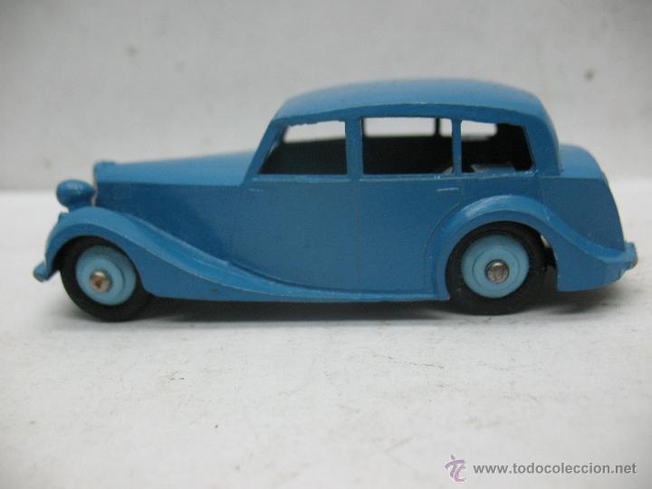 Coches a escala: Dinky Toys - Coche Triumph Meccano LTD fabricado en Inglaterra - Escala 1/43 - Foto 2 - 50913840