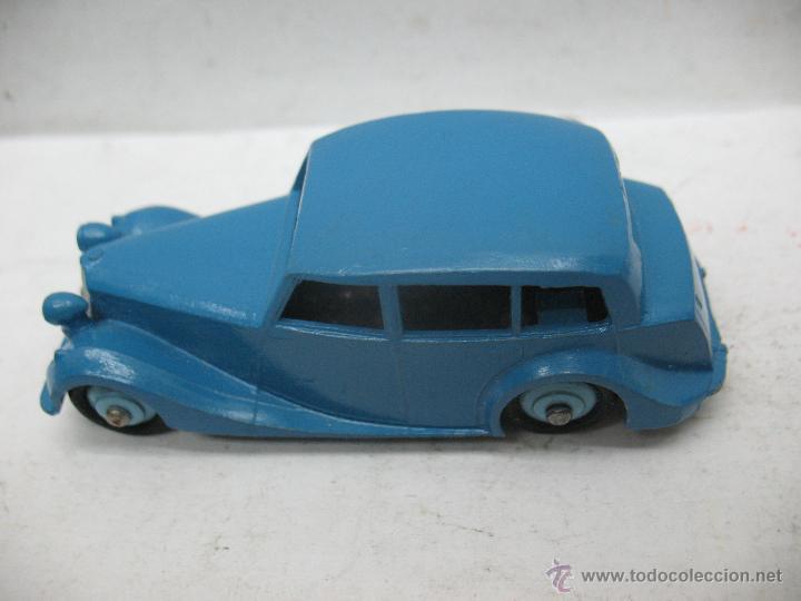 Coches a escala: Dinky Toys - Coche Triumph Meccano LTD fabricado en Inglaterra - Escala 1/43 - Foto 3 - 50913840