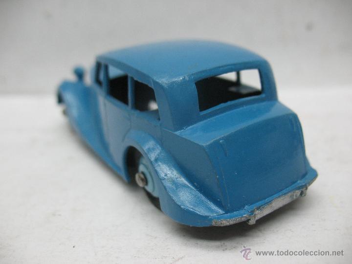 Coches a escala: Dinky Toys - Coche Triumph Meccano LTD fabricado en Inglaterra - Escala 1/43 - Foto 4 - 50913840