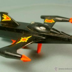 Coches a escala: DINKY TOYS 362 MADE IN ENGLAND - TRIDENT STARFIGHTER NAVE ESPACIAL SPACE TOYS - MECCANO VINTAGE. Lote 51417960