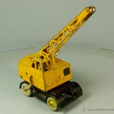 Model Cars - DINKY TOYS Supertoys - COLES MOBILE CRANE Grua - Made in England - Vintage - 52698698