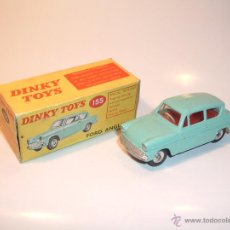 Coches a escala: DINKY TOYS , FORD ANGLIA, REF. 155. Lote 52763543