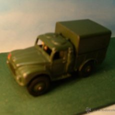 Model Cars - DINKY DIECAST 1 TON BRITISH TRUCK. VERY GOOD CONDITION - 52770896