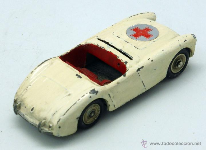 Coches a escala: Austin Healey Dinky Toys Meccano 546 Made in France 1/43 - Foto 2 - 52781626