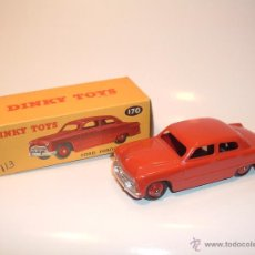 Coches a escala: DINKY TOYS , FORD FORDOR SEDAN , REF. 170. Lote 53165038