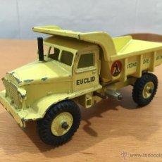 Coches a escala: DINKY TOYS EUCLID REAR DUMP RFA 965 ENGLAND. Lote 53772023
