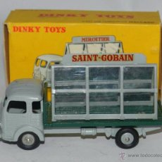 Coches a escala: SIMCA CARGO MIROITIER, REF. 33, WITH ITS ORIGINAL BOX DINKY TOYS, MECCANO, MADE IN FRANCE, AÑOS 1950. Lote 54388139