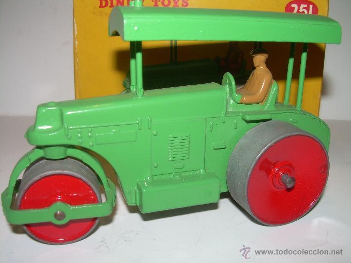 DINKY TOYS.......AVELIN BARFORD..DIESEL ROLLER....NUEVO CON CAJA ORIGINAL....ESCALA 1/43 (Juguetes - Coches a Escala 1:43 Dinky Toys)