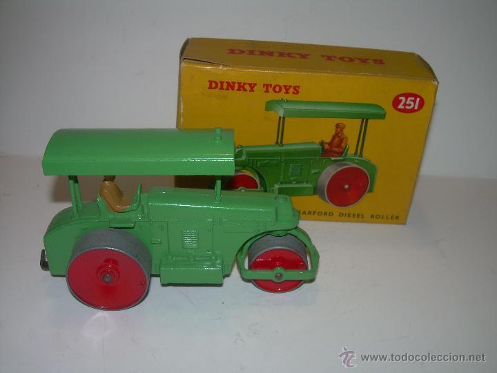 Coches a escala: DINKY TOYS.......AVELIN BARFORD..DIESEL ROLLER....NUEVO CON CAJA ORIGINAL....ESCALA 1/43 - Foto 2 - 54394408
