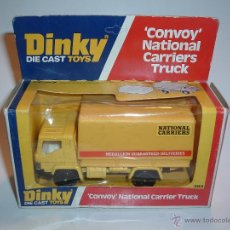 Coches a escala: DINKY TOYS , CONVOY NATIONAL CARRIER TRUCK , REF. 383. Lote 54410633