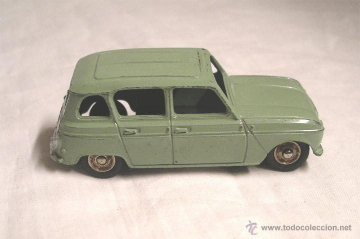 Coches a escala: Renault 4 L Sedán - Meccano Mecano serie 100, año 1962 . - Foto 3 - 54520405