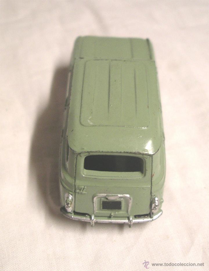 Coches a escala: Renault 4 L Sedán - Meccano Mecano serie 100, año 1962 . - Foto 4 - 54520405