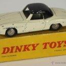 Coches a escala: DINKY TOYS. MODELO 24H. MERCEDES 190 SL. CAJA ORIGINAL. 1958.. Lote 52877108