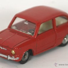 Coches a escala: FIAT 850 EN METAL. DINKY TOYS. ESC 1/43. REF 509. MADE IN FRANCE.. Lote 54815265