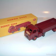 Coches a escala: DINKY TOYS , ELECTRIC ARTICULATED LOOY, TRACTOR ELECTRICO ARTICULADO, REF. 421. Lote 55155629